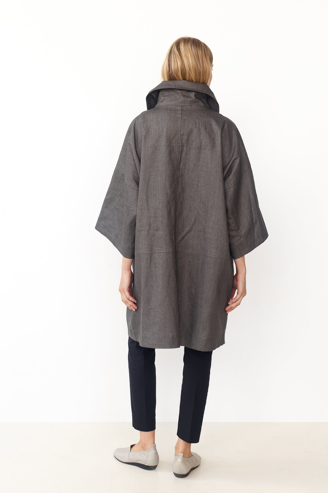 Long rain jacket LYJA