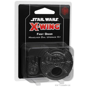 Star Wars X-Wing 2nd Edition First Order Maneuver Dial Upgrade Kit