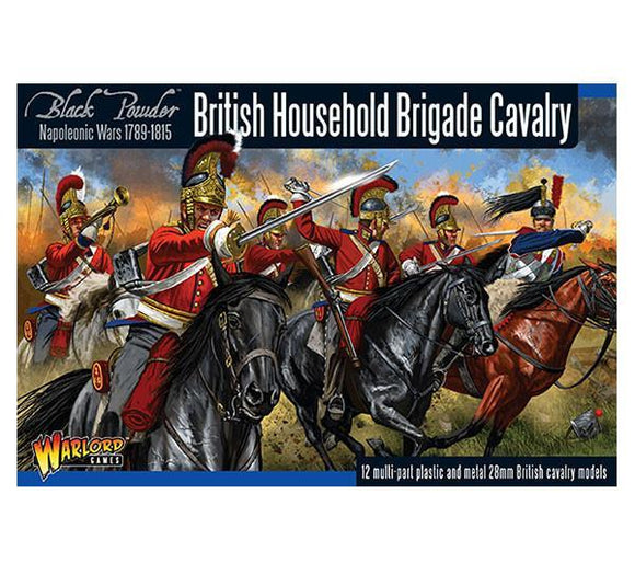 Warlord Games Napoleonic British Household Brigade Cavalry