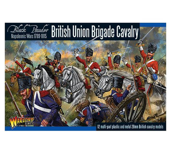 Warlord Games Napoleonic Wars British Union Brigade Cavalry