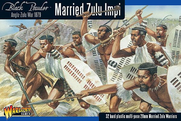 Warlord Games Black Powder Married Zulus