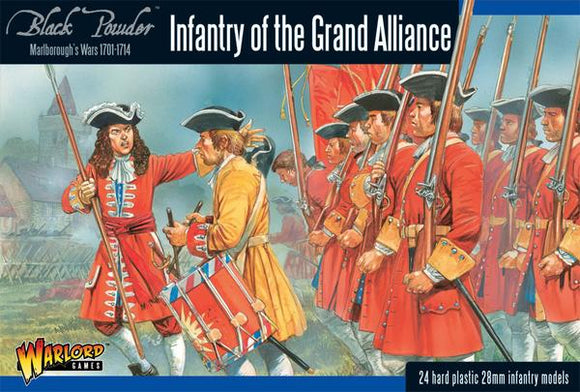 Warlord Games Marlborough's Wars Infantry Of The Grand Alliance