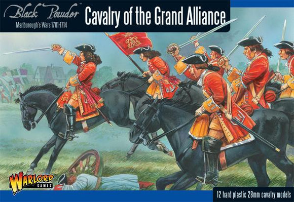 Warlord Games Marlborough's Wars Cavalry Of The Grand Alliance