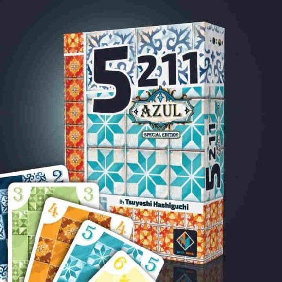 5211 Azul Card Game