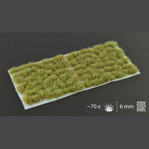 Gamers Grass Mixed Green 6mm Wild Tufts Set