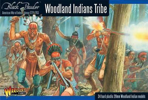 Warlord Games AWI Woodland Indians Tribe