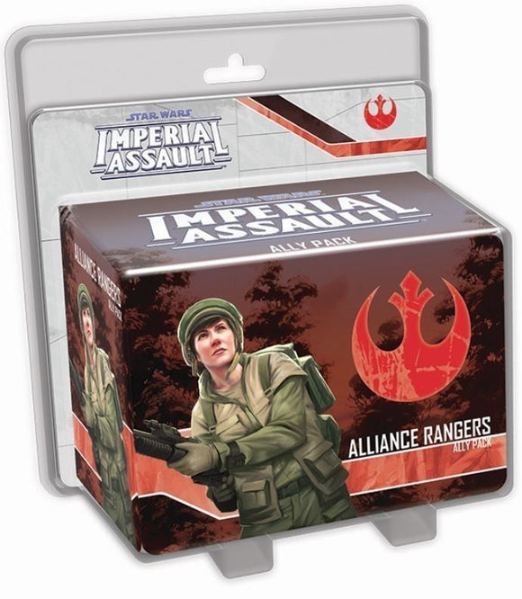 Star Wars Imperial Assault Alliance Rangers Expansion