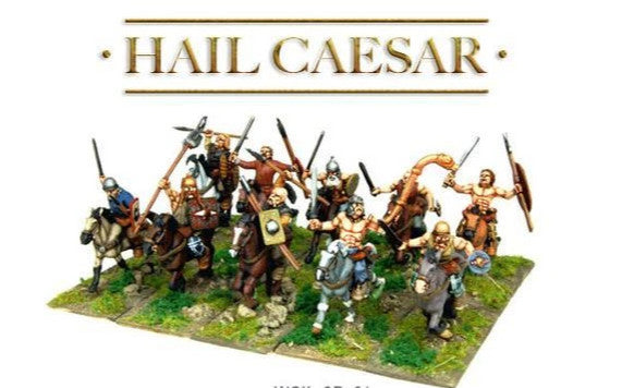 Warlord Games Ancient Celtic Cavalry Regiment