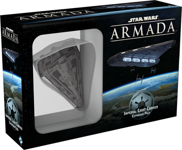 Star Wars Armada Imperial Light Carrier Expansion