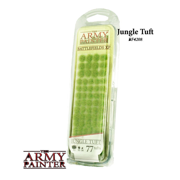 The Army Painter Battlefields XP Jungle Tuft Basing Material