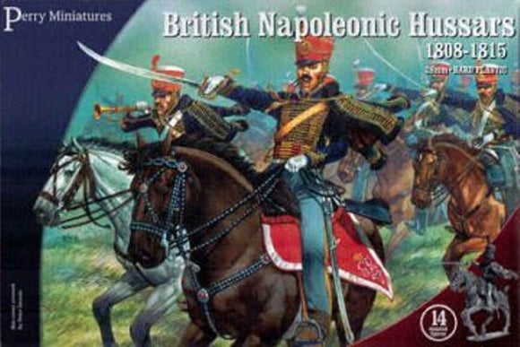 Perry Miniatures British Napoleonic Hussars 1808-1815