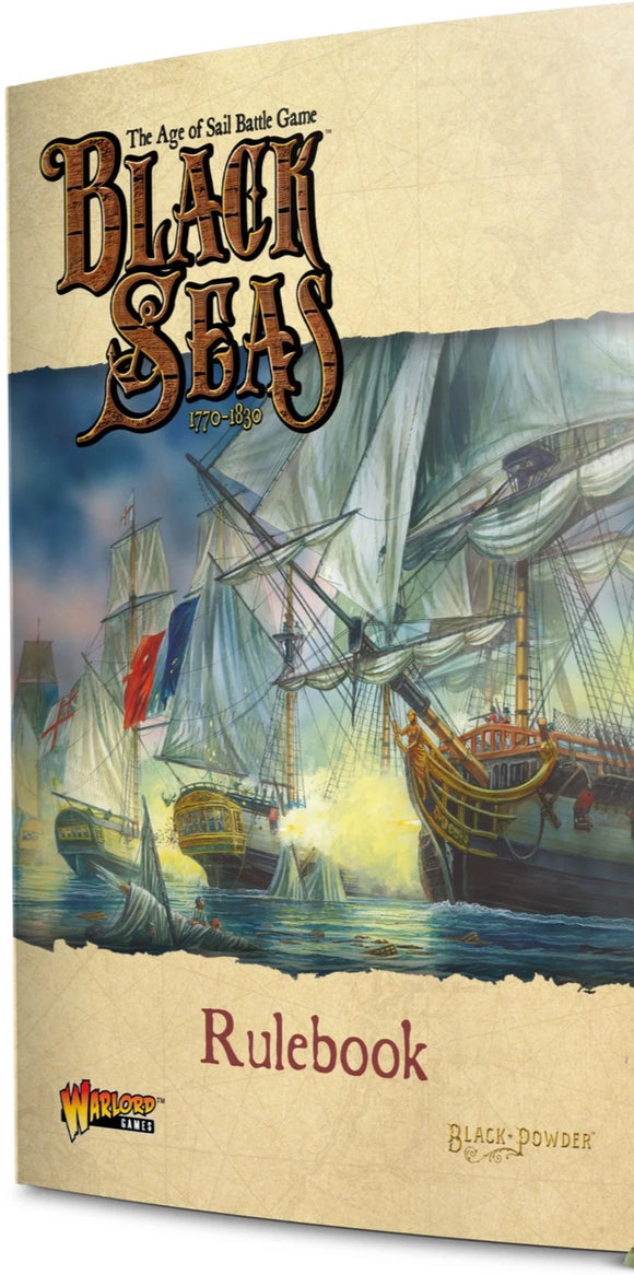 Warlord Games Black Seas Rulebook