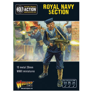 Bolt Action Royal Navy Section