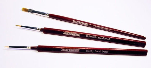 The Army Painter Hobby Starter 3 Brush Set