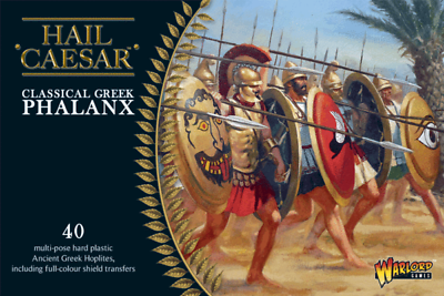 Warlord Games Classical Greek Phalanx