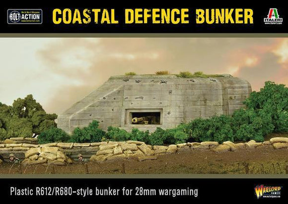 Warlord Games Bolt Action Coastal Defence Bunker