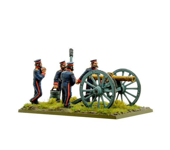 Warlord Games Crimean War British Royal Artillery 9 pdr
