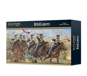 Warlord Games Crimean War British Lancers