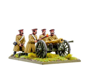 Warlord Games Crimean War Russian Foot Artillery 12 pdr