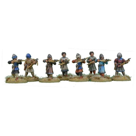 SAGA Crusader Sergeants With Crossbows