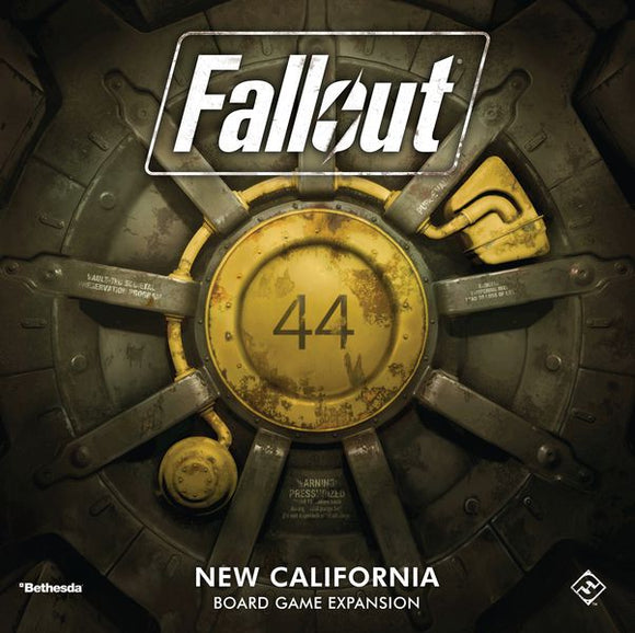 Fallout New California Expansion Set