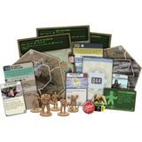 Fallout New California Board Game Expansion Set
