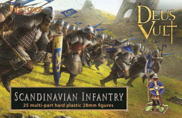 Fireforge Games Scandinavian Infantry