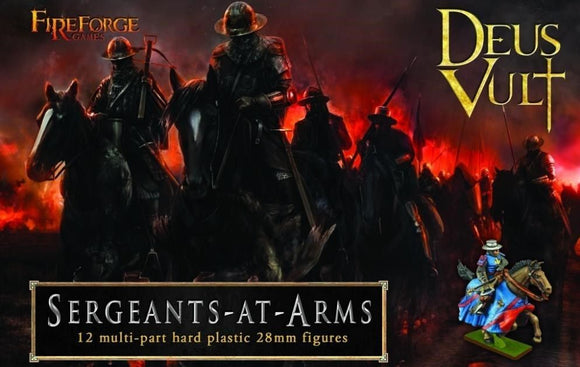 Fireforge Games Deus Vult Sergeants At Arms