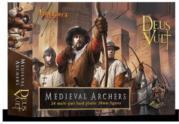 Fireforge Games Medieval Archers