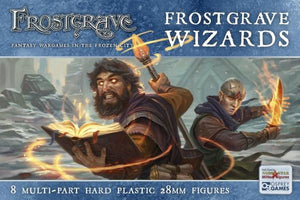 Frostgrave Wizards Set