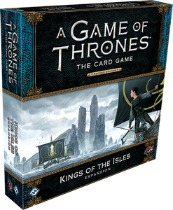 A Game of Thrones LCG King of the Isles Deluxe Expansion Set