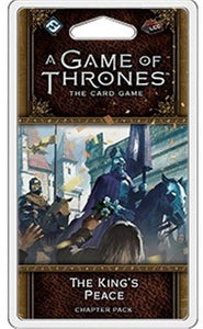 A Game Of Thrones The Kings Peace LCG Chapter Pack