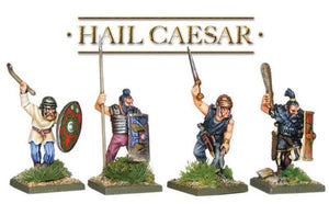 Warlord Games Germanic Tribesmen With Roman Equipment