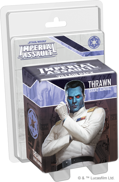 Star Wars Imperial Assault Thrawn Grand Admiral Expansion