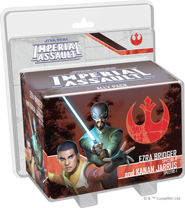 Ezra Bridger & Kanan Jarrus Ally Expansion Pack