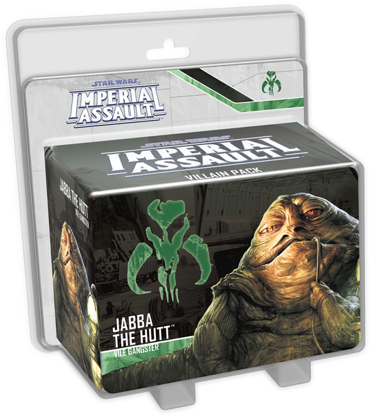 Star Wars Imperial Assault Jabba The Hutt Expansion
