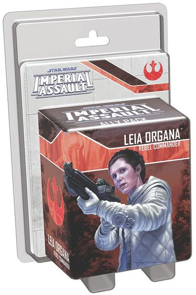 Star Wars Imperial Assault Leia Organa Expansion