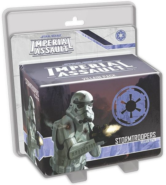 Star Wars Imperial Assault Stormtroopers Expansion
