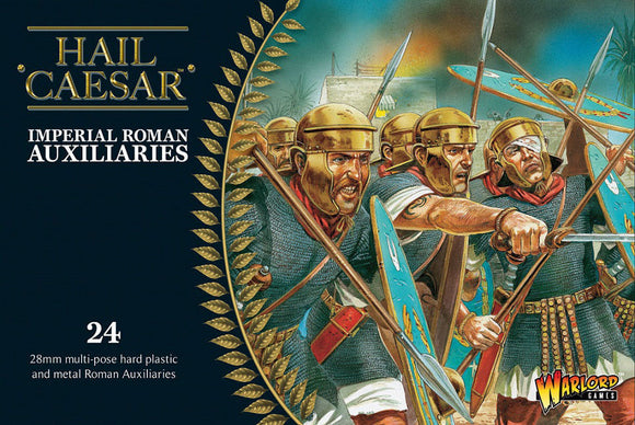 Warlord Games Imperial Roman Auxiliaries Set