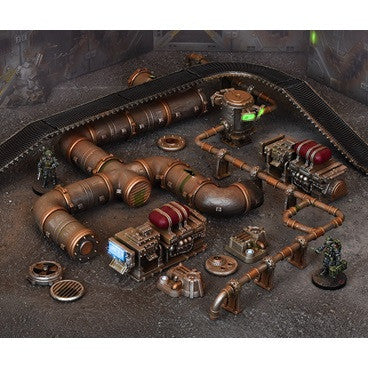 Terrain Crate Industrial Accessories Set