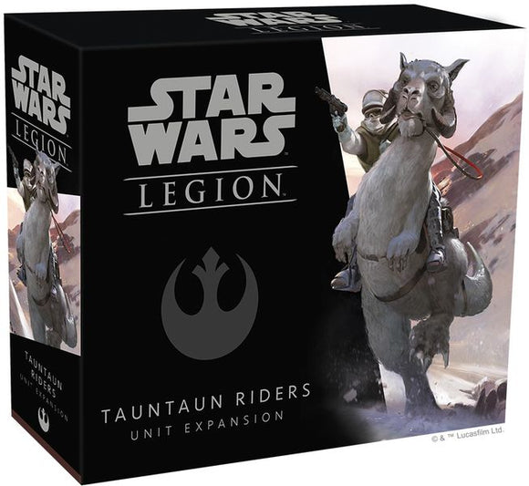 Star Wars Legion Tauntaun Leaders Expansion