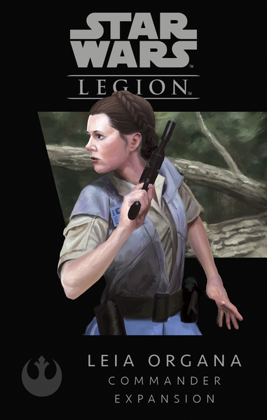 Star Wars Legion Leia Organa Expansion Set