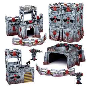 Terrain Crate Military Compound Set