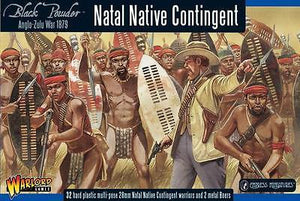 Warlord Games Anglo Zulu War Natal Native Contingent