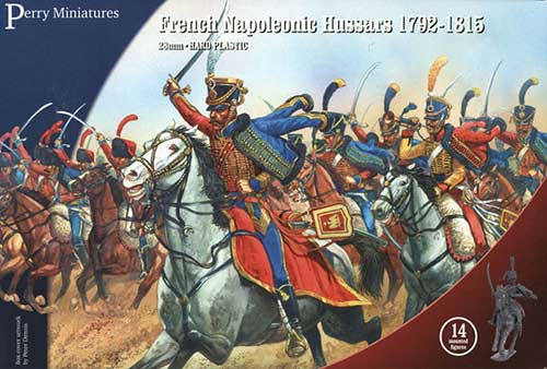 Perry Miniatures French Napoleonic Hussars 1796-1815
