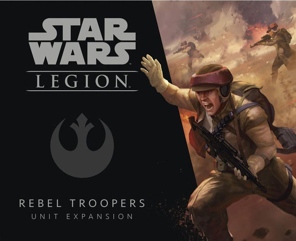 Star Wars Legion Rebel Troopers Expansion Set