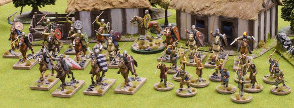 SAGA Breton 4 Point Starter Warband