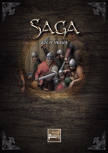 SAGA 2nd Edition Age Of The Vikings Rule Book