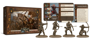 A Song of Ice and Fire Miniatures Game Neutral Stormcrow Archers