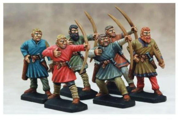 Gripping Beast Plastic Saga Levy Archers 1 Point